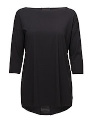 Uma Shirt - BLACK/SILVER