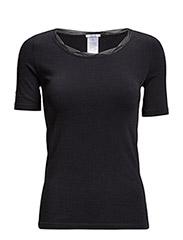 Lugano Tulle Shirt - black