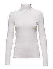 Viscose Pullover - WHITE