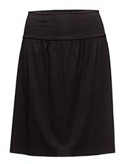 Pure Plus Skirt - BLACK