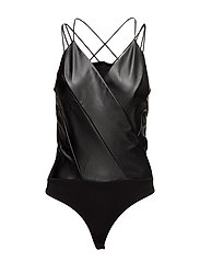 Estella String Body - BLACK