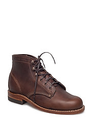 1000 Mile Boot Brown Wmns - 200 BROWN