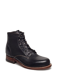 Wolverine - 1000 Mile Boot Black Wmns