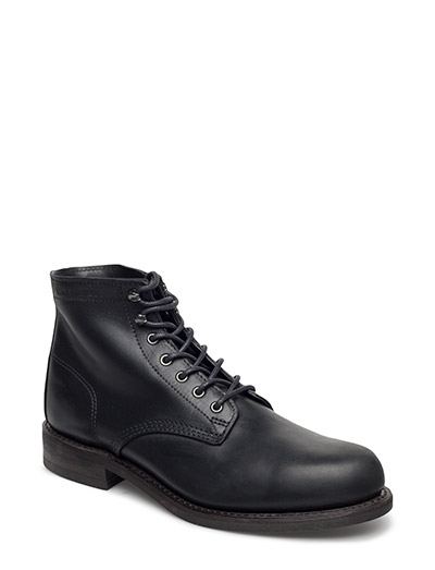 Kilometer Black Leather