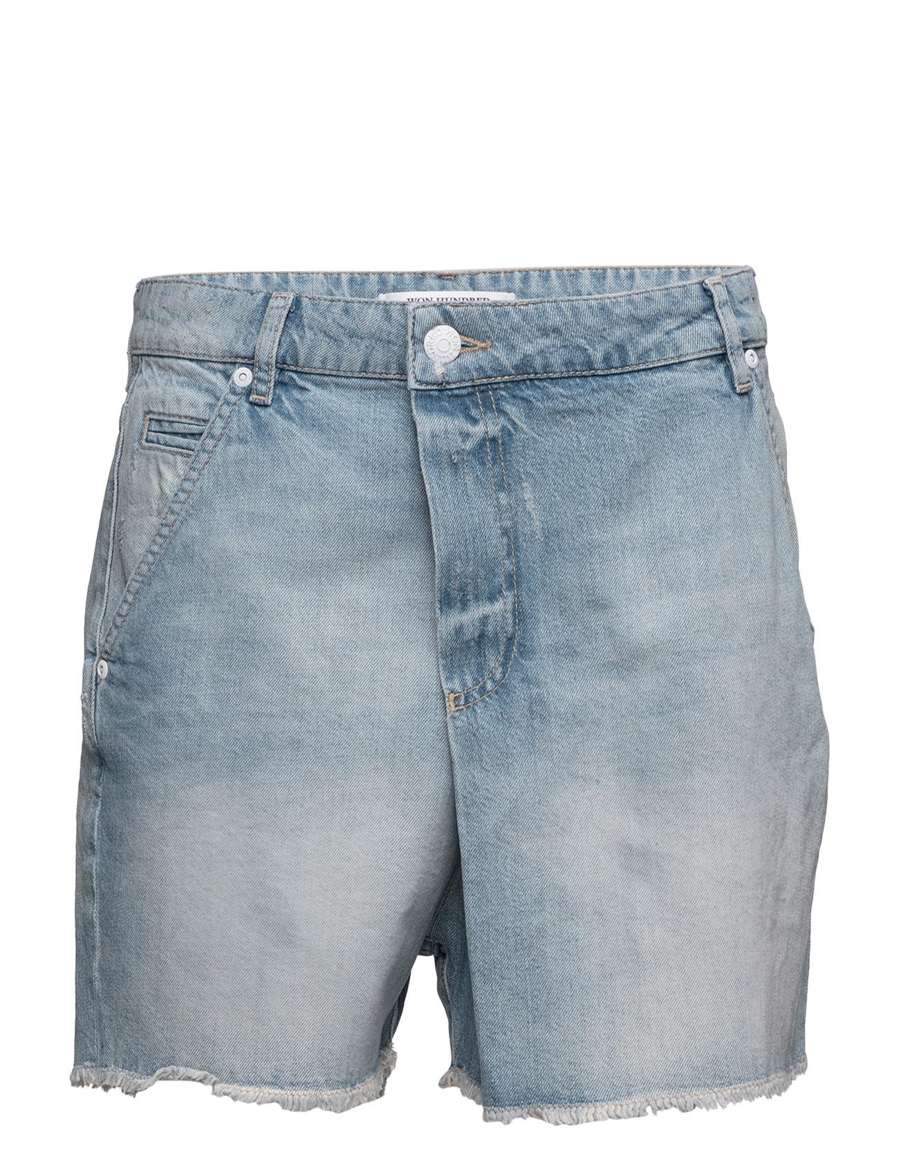 Lindy_short_light Blue Won Hundred Shorts til Kvinder i