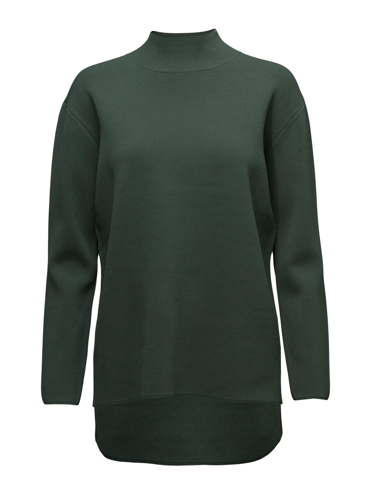 Cille_2 Won Hundred Sweatshirts til Damer i Jungle Green