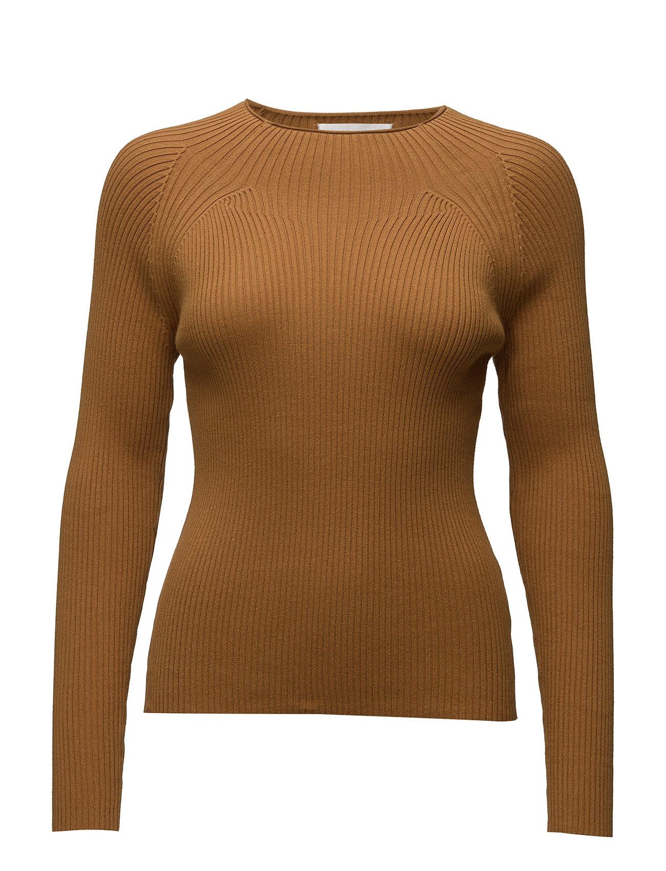 Vega Won Hundred Sweatshirts til Kvinder i Russet Brown