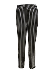 BANDY_NEW_STRIPE_1 - Black