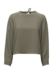IRMA_TOP_2 - OLIVE GREEN