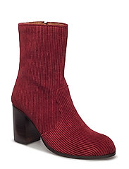 MARIT_1 - SHOE COLOUR BORDEAUX