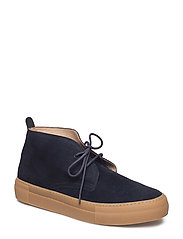 ANDERS - SHOE COLOUR DARK BLUE