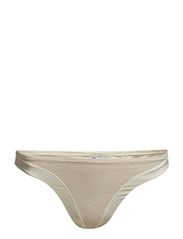 Ultimate Strapless Lace Thong - Ivory