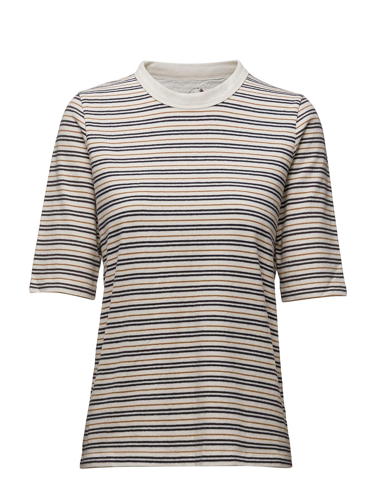 Adda T-Shirt Wood Wood Kortærmede til Damer i