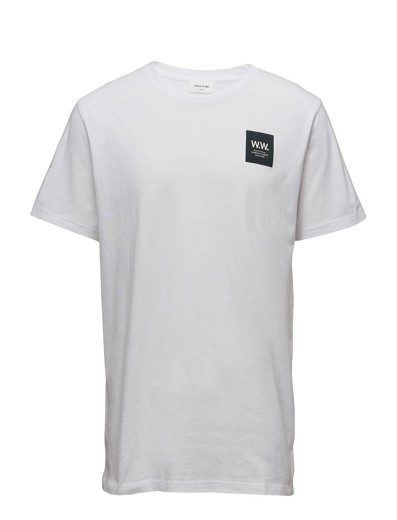 Slater T-Shirt Wood Wood Kortærmede til Mænd i