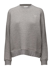 Wednesday sweatshirt - GREY MELANGE