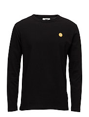 Mel long sleeve - BLACK