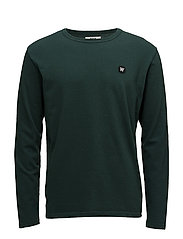 Mel long sleeve - DARK GREEN