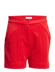 Bessie shorts - FIERYRED