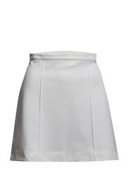 Mabel skirt - BRIGHTWHIT