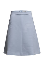 Bacall skirt - BABYBLUE