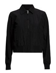 Odette jacket - BLACK