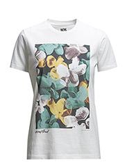 Maddison T-shirt - WHTPAINT