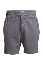 Judd shorts - GREY MELAN