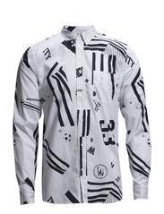 Pontus shirt - VARSITYWHT