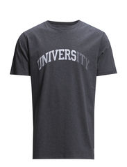 Univers T-shirt - CARBON