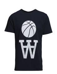 Team AA T-shirt - BLACK IRIS