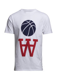Team AA color T-shirt - WHITE