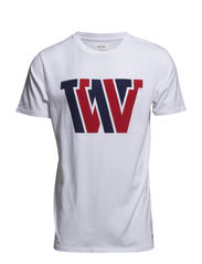 VVV Color T-shirt - WHITE