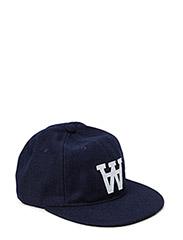 Logo wool cap - NAVYAA