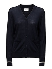Christy cardigan - DARKNAVY