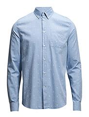 Timothy shirt - AALIGHTBLU
