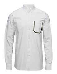 Dorset shirt - WHITE