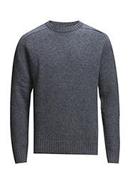 Kevin sweater - STONEWASH
