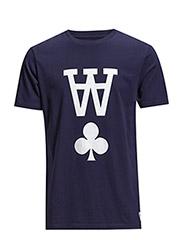 AA T-shirt - PEACOAT