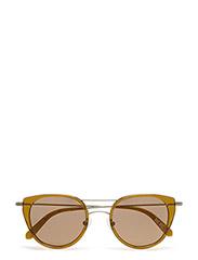 Leo sunglasses - GOLDGREEN