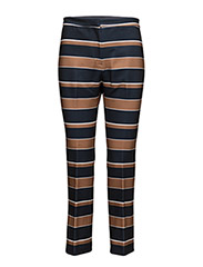 Rita trousers - DARKNAVYSTRIPE