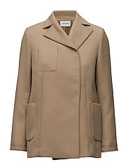 Melinda jacket - TANNIN