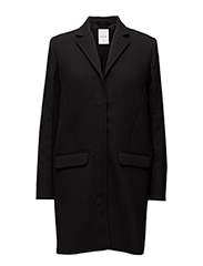 Charlene coat - BLACK