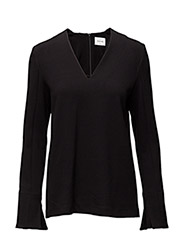 Susan blouse - BLACK