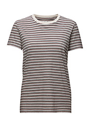 Eden t-shirt - MULTISTRIPE