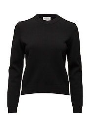 Hana sweater - BLACK