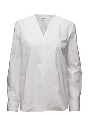 Debbie shirt - BRIGHTWHITE