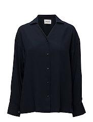 Steffi shirt - NAVY