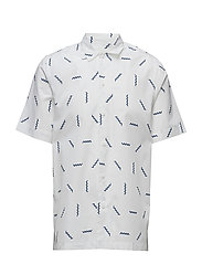 Brandon shirt - WHITESTAIR