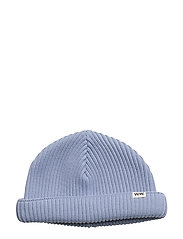 Daci ribbed beanie - LIGHT BLUE