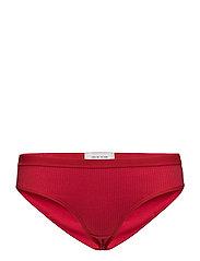 Cali slips - RED